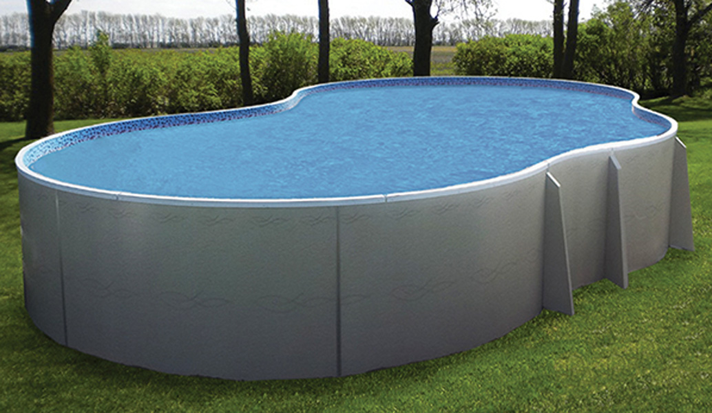 Kidney shaped above ground pool round designs for Kidney shaped above ground pool